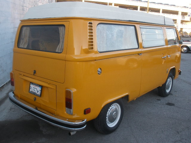 westy 1975 vw combi van from california 53993960. Black Bedroom Furniture Sets. Home Design Ideas